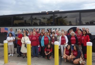 The P.E.A.C.E. Bus